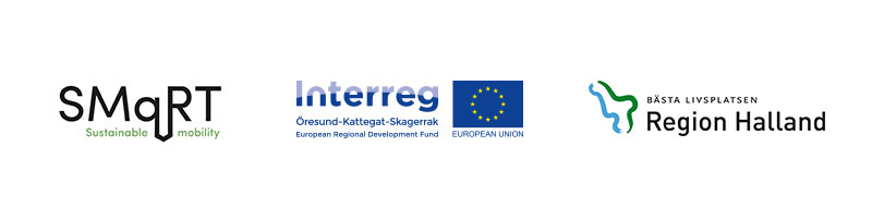 loggor smart, interreg, region halland